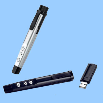 Wireless Presenter Laser Pointer RCRF-011