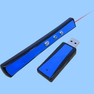 Remote Control Laser Pointer RCRF-010
