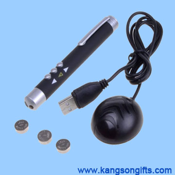 RC Laser Pointer with Slide Changer  RCIR-001